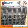 Bride en acier normale de rouleau de convoyeur DIN pour le convoyeur à bande de 1400mm