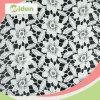 Шнурок вышивки сетки картины цветка белый химически для партии