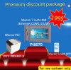 Preço de favor da combinação de PLC+HMI+APP