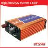 Низкий шум работы, высокий инвертор 150-6000W волны синуса Effiency чисто