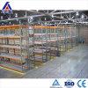Hoher Platz-Gebrauch-Stahlriss-Absinken-Racking mit Draht-Plattform