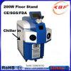 сварочный аппарат лазера водяного охлаждения 200W YAG