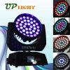 Più nuova illuminazione di 36*10W RGBW 4in1 Zoom+Wash+Ring LED