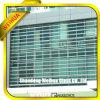 Glace isolée par Windows à abats-sons en verre isolée d'auvent
