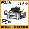 9500lbs fuori dall'argano elettrico della strada 4X4 Zhme con la fune metallica