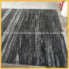 Polished/пылаемые/античные поверхностные черные/серые плитки настила гранита вены