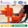 Kleiner und Hälfte-Selbstblock, der Maschine bildet und Ziegelstein-Maschinen-Preisliste pflastert
