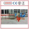 Linha de extrusão de tubos de PVC de 75 mm a 200 mm