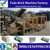 Machine concrète complètement automatique de la brique Qt4-25 pleine/machine creuse de brique de machine à paver