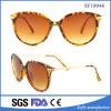 Demi Farben-weibliche Katzenauge-Sonnenbrillen mit Objektiv UV400