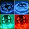 Color del RGB que cambia la luz de tira del LED