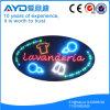 Muestra oval de Italia LED de la baja tensión de Hidly