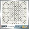 Modelo de mosaico de mármol blanco barato de Bianco Carrara de los azulejos de mosaico