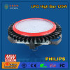 Lichte Inrichting van de Baai van het UFO de Hoge 120W met Meanwell HOOFDBestuurder