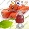 La fábrica suministra el betacaroteno de la microencapsulación del 10% Parvisaccites