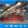 Höhen-justierbare Stahlspeicher-Lager-Ladeplatten-Zahnstange