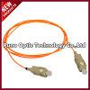 optische Kabels van de Vezel Sc-Sc van 2.0mm de Simplex Singlemode