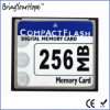 Cartão de Memória CF Compact Flash de 256X Compact (256 MB CF)