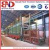 Riga di trattamento termico della lega di alluminio per il trattamento termico di alluminio T6
