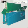 Tipo horizontal máquina da freqüência média de forjamento do aquecimento de indução