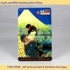 Karten SIM Karten-in der Plastikkarte Belüftung-Karten-Chipkarte-Chipkarte