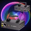 800mw RGB farbenreicher Animation-Laser-Erscheinen-Lampen-Projektor