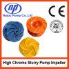 高いChrome AlloyかRubber Slurry Pump Impeller From中国