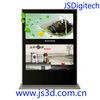 3D完全なHDのメディアプレイヤーガラスは42の放す