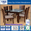 Hualong High Fullness 매트 Wooded Furniture Paint