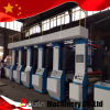 Wed Wide Flexo Printing Machine pour Paper Package