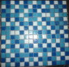 Кварц плавательного бассеина ставит точки плитка мозаики