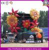 Estágio/partido/decoração inflável gigante decorativa ao ar livre da flor