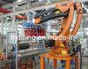 Автоматическое покрывая Roboter для упаковывать