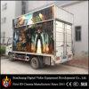Amusement et Entertainment les plus chauds Theater Truck Mobile 5D/6D/7D Motion Cinema à vendre
