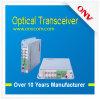 8 de Video + de Gegevens van het kanaal + Audio Optische Zendontvanger (onvdt/r8v1d1a-s)