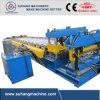 中国の工場によって艶をかけられるタイルのカラーによって塗られる鋼鉄圧延前の機械