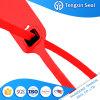 A segurança plástica Certificated ISO do comprimento ajustável sela (TX-PS501)