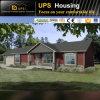 Two-Storey Geprefabriceerd huis met het Plan van het Ontwerp