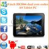 8 Zoll Rockchip 3066, 1.6GHz, Rinde A9 verdoppeln IPS-Kapazitanz Multi-Bildschirm- 1024*768 Tablette PC 4:3 des Kernes DDR3 1GB