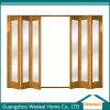 Porte se pliante en bois de cabinet/pliage de pièce pour le projet