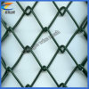 熱い販売PVC上塗を施してあるチェーン・リンクの金網(直接工場)