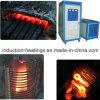 Tratamento térmico de indução do aquecimento do aço inoxidável com sistema refrigerando de água