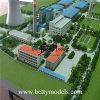 Modèle de planification d'usine avec la machine et le bâtiment (BM-0676)