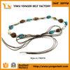 Cinghia Chain di modo caldo variopinto di alta qualità con il nastro per la signora
