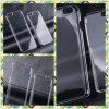 Fácil sacar la cubierta clara del teléfono móvil hecha por la PC respetuosa del medio ambiente disponible para la impresión de la impresión/el lavarse de IMD/UV/la capa/el grabado de goma/la galvanoplastia