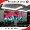 Farbenreicher LED InnenP6 Bildschirm der niedrigen Kosten-