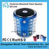 Altofalante sem fio barato de Bluetooth com luz colorida mágica do diodo emissor de luz