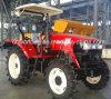 Tractor 90HP de la impulsión de cuatro ruedas