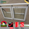 Toldo vitrificado dobro australiano Windows do padrão As2047 UPVC