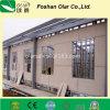 Tarjeta del silicato del calcio o tarjeta del cemento de la fibra para el panel de pared